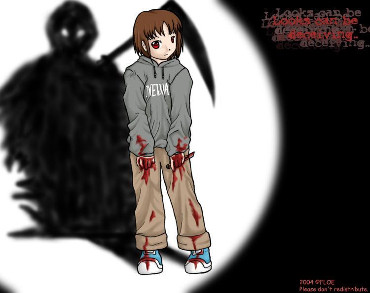Nevada - Cute Killer Girl by matsunoki