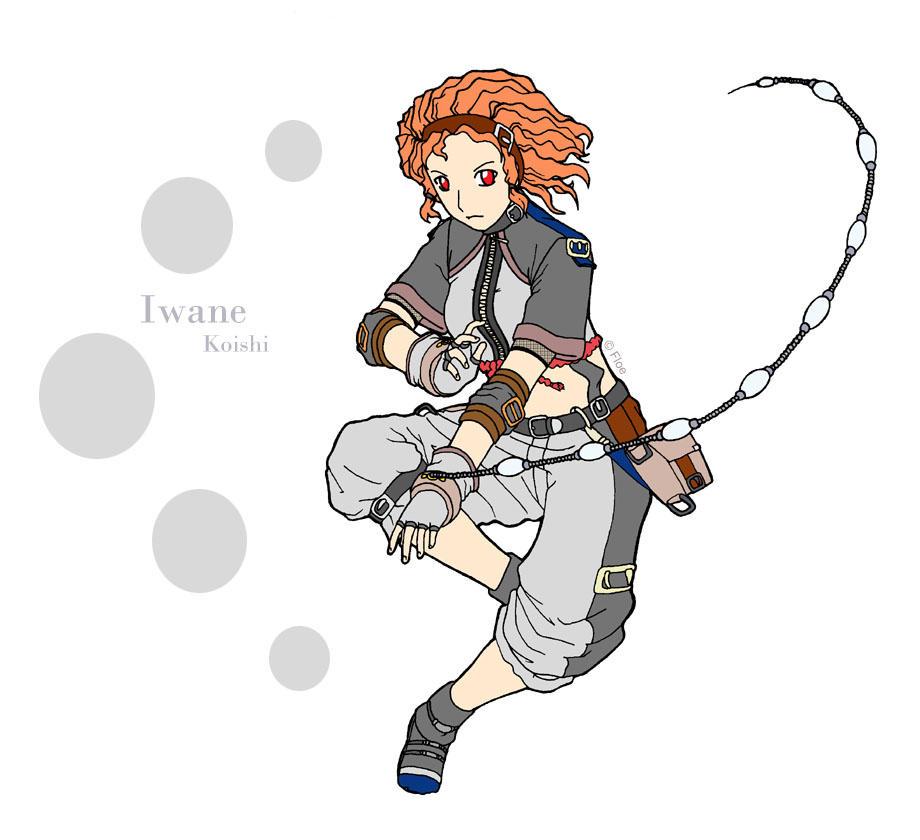 Create-a-nin - Iwane by matsunoki