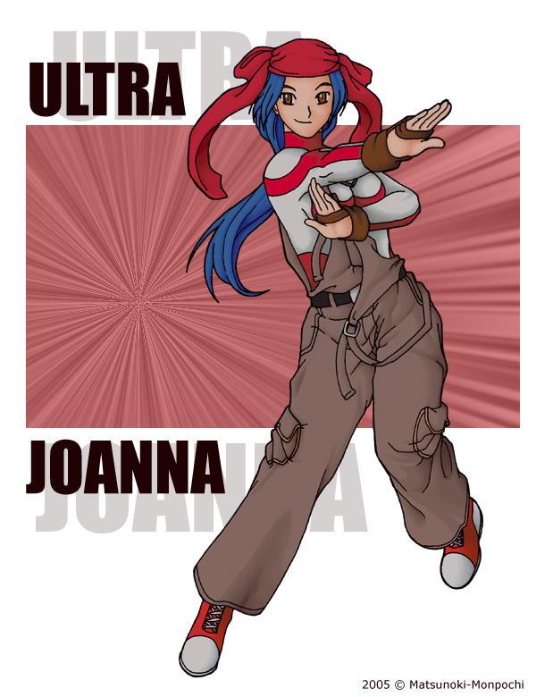 For Minsan - ULTRA JOANNA by matsunoki