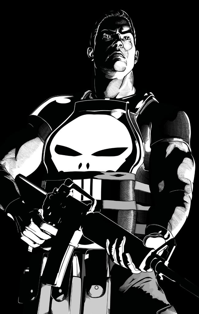 Punisher by Planedrifter