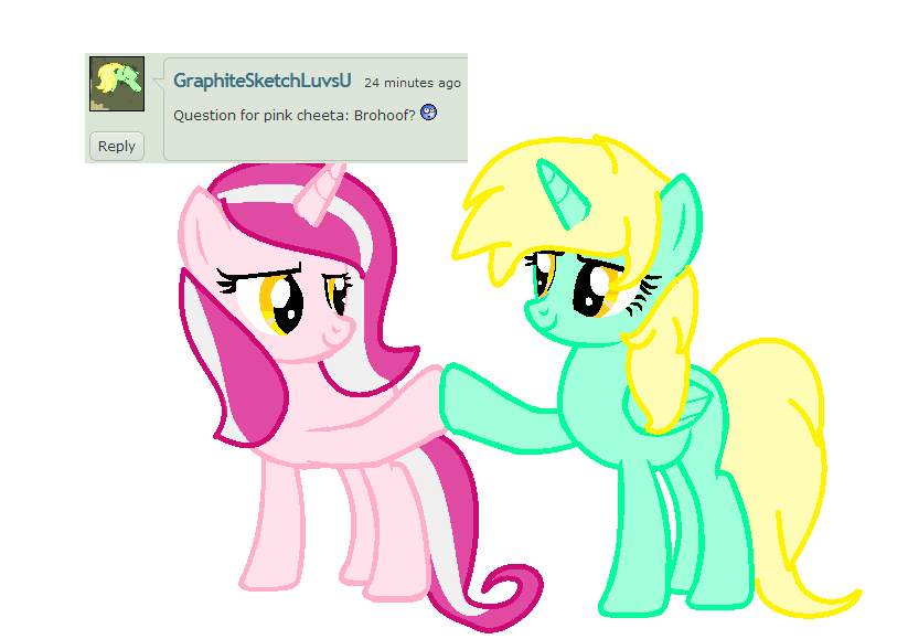 Ask My OCs:.Question #7 Brohoof? By Power-Plant-Bases On