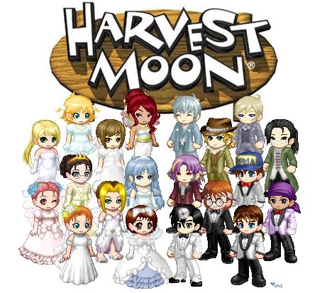 Simply Harvest Moon - ...