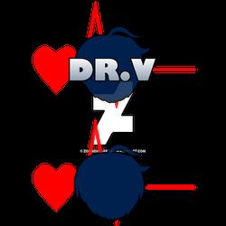 Dr.V's Logo (PFP)