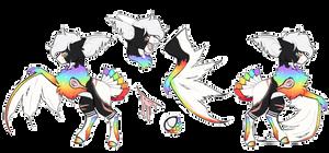 {REF} - Rainbow Catastraphe