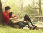 Fairytale love story by m1kikey