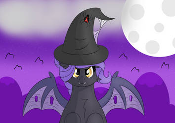 [Event] Spooky Misty Night by SyncedsArt