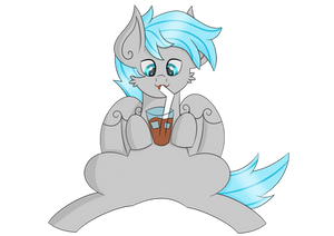 [Gift] Cold Chocolate Milk