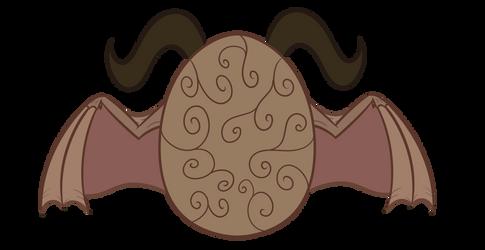 Kookyshy Dragon Pony Egg