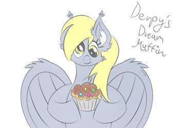 Derpy's Dream Muffin