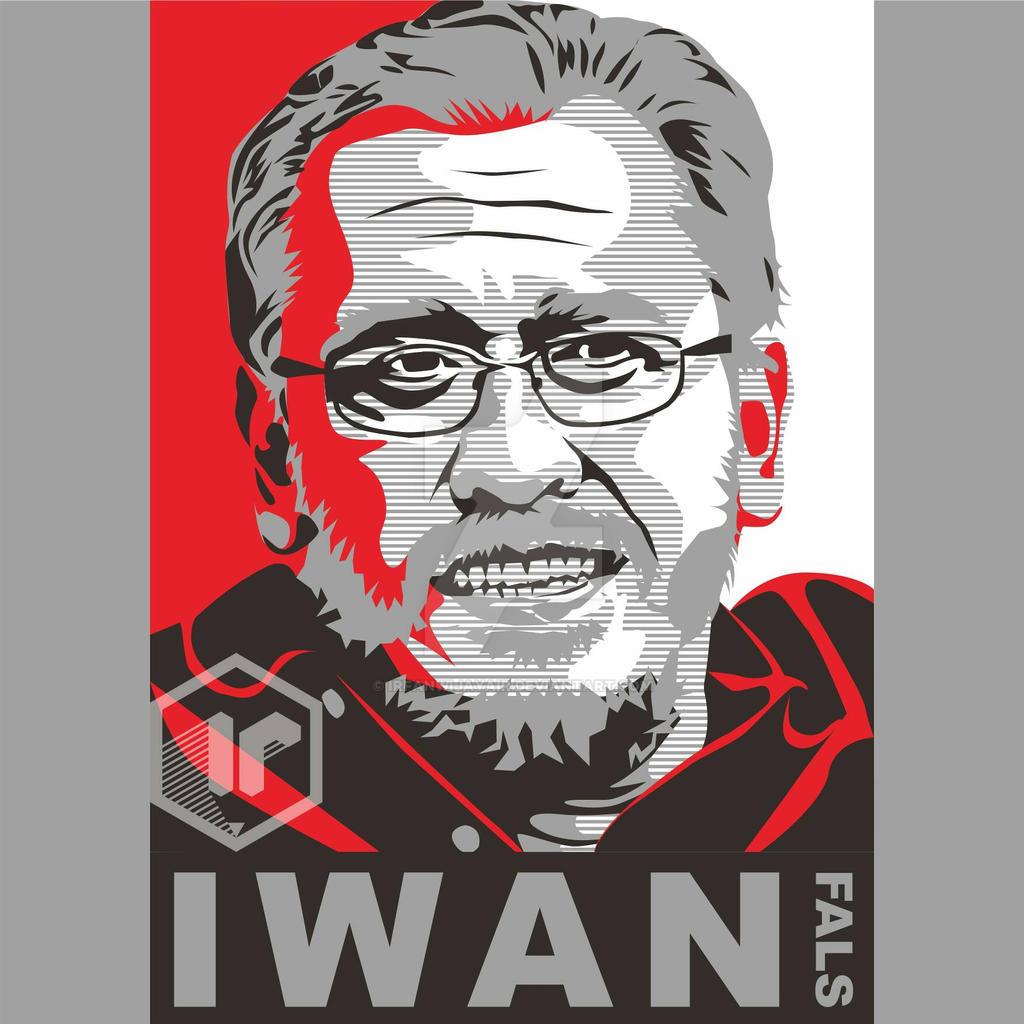 Iwan Fals By Irfanwijayair On Deviantart