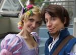 Tangled: Rapunzel and Eugene