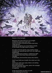 Hidden Light - Sharks in the starlight