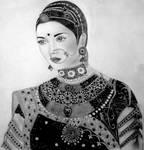 An Indian Princess by jisbonlover