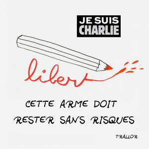 Hommage a Charlie Hebdo