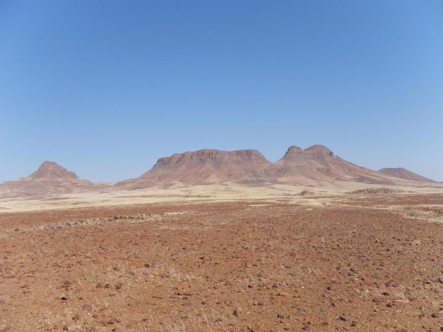 desert background stock by HumbleBeez