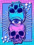 Skulls eye
