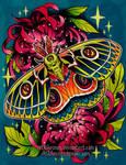 Buenaeopsis Moth