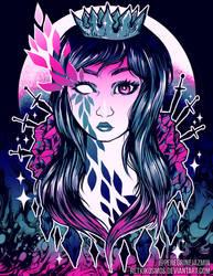 Crown Girl by RetkiKosmos