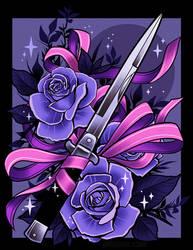 Knife Roses