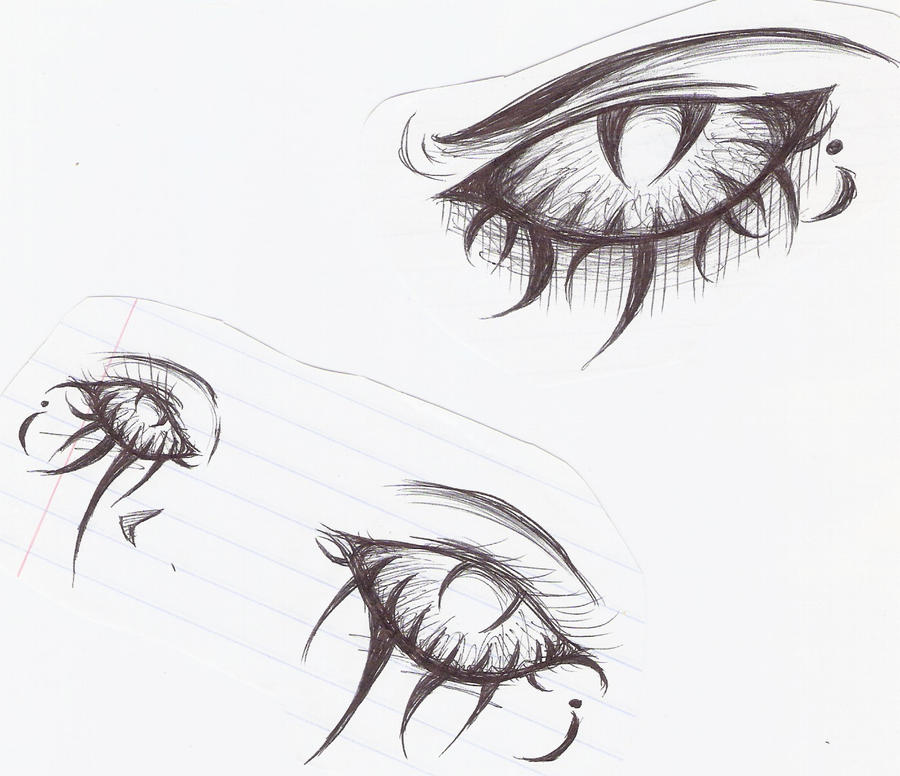 My Demon Eyes. By BabySenpai On DeviantArt