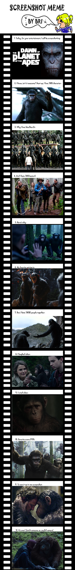 Dawn of the Planet of the Apes meme by cari28ch3
