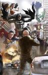 DC Heroes VS Villains