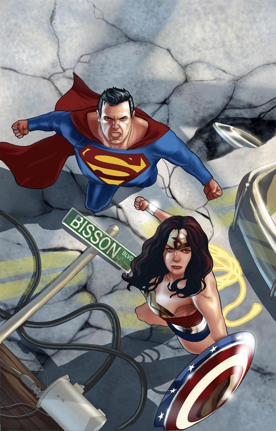 Wonder Woman & Superman Appreciation! - Page 4