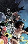 Justice League version 2