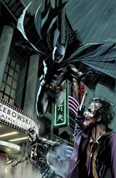 Batman by benttibisson