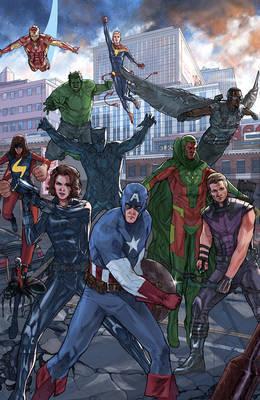 a few Avengers