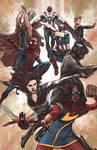Marvel Pinup