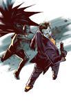 batman and joker action