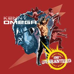 Kenny Omega Pro Wrestling T-Shirt Design