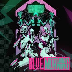 Blue Morning Album Cover