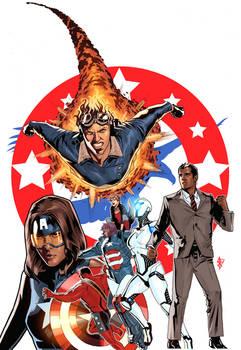 Bentti Bisson U.S. Avengers