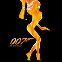 James Bond Logo Icon by mahesh69a