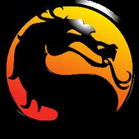 Mortal Kombat Logo Icon by mahesh69a
