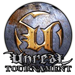 unreal tournament logo icon by mahesh69a on deviantart