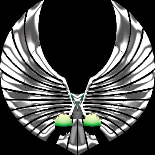 Star Trek Romulan Empire Logo by mahesh69a