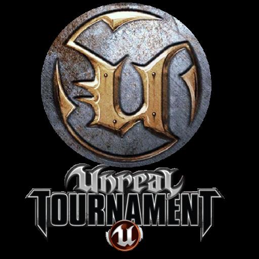 Unreal Tournament Logo Icon
