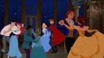 Ballrooom Dancing