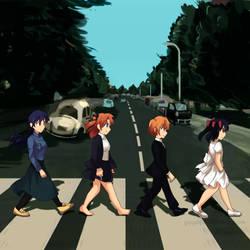 The Beatles X Love Live by gogopri
