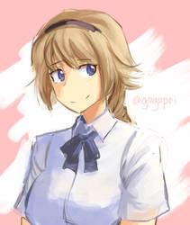 Casual Jeanne by gogopri