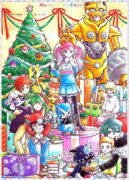 [APPMON] Merry Christmas!