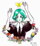 [Land of the Lustrous] Phosphophyllite