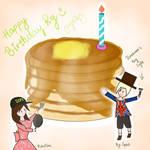 Happy birthday Ry! by RitaKim