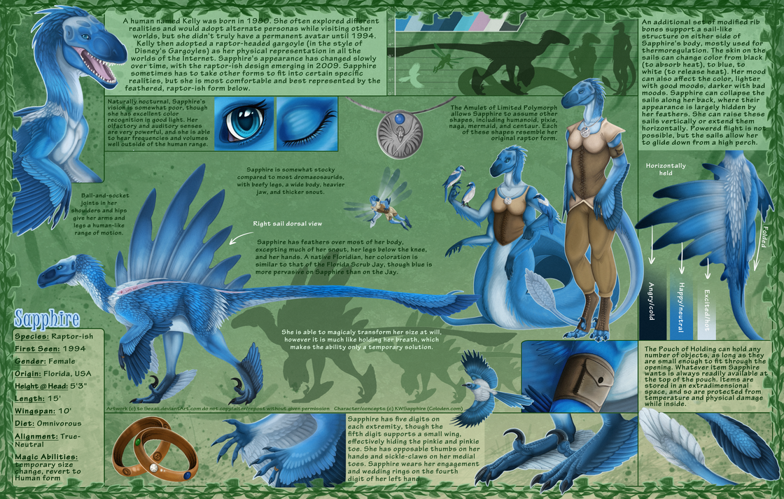 Sapphire Reference Sheet by Sezaii