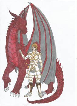 Dragonrider colored