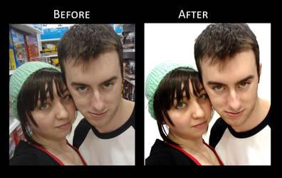 Edited Photos B+A