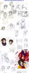 DCM - Super Mega Sketch Collective #3 by DCMasquerade